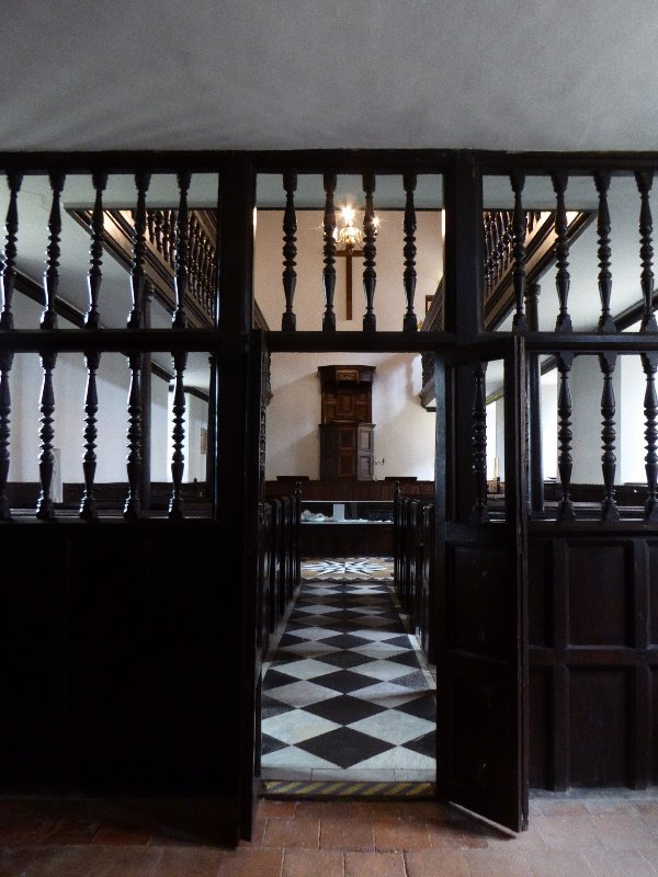Cromwellian Chapel
