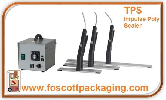Foscott Packaging Home Page - Portable Heat Sealing Tongs
