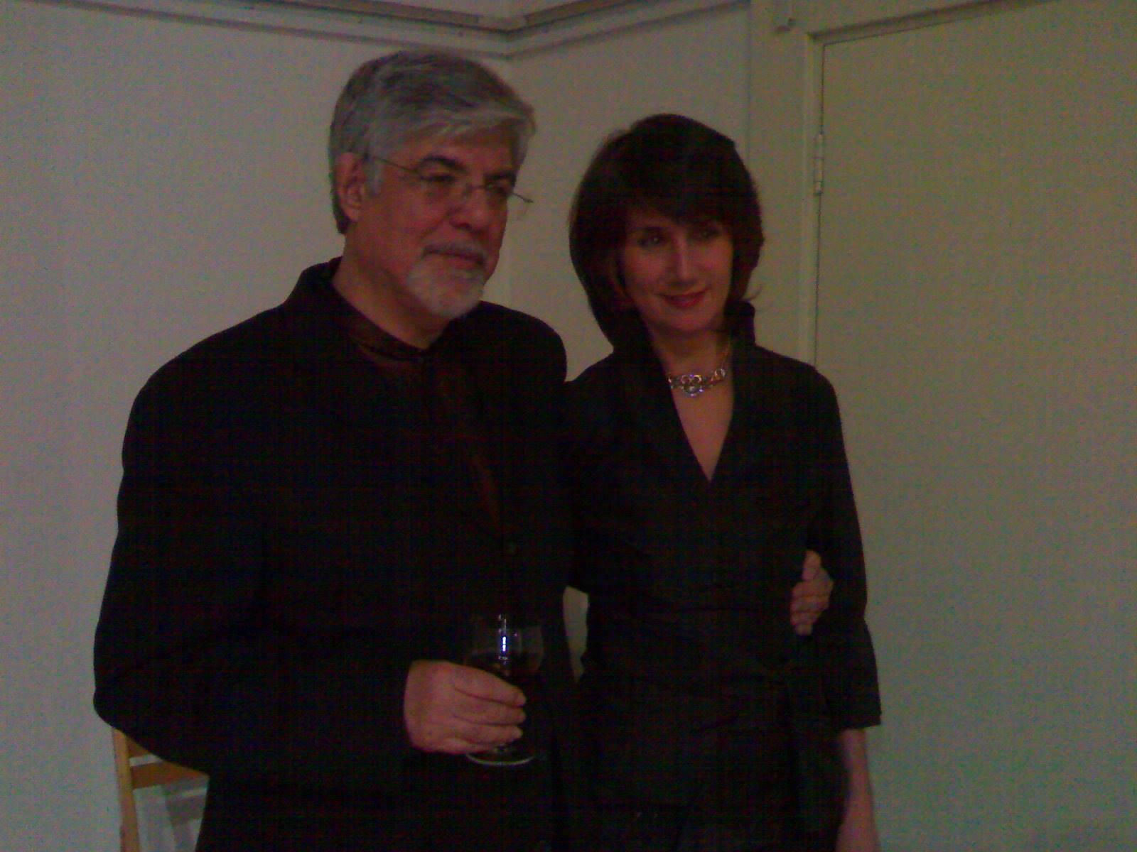 Claudia Carnevali, former Cultural Attaché for Venezuela in London