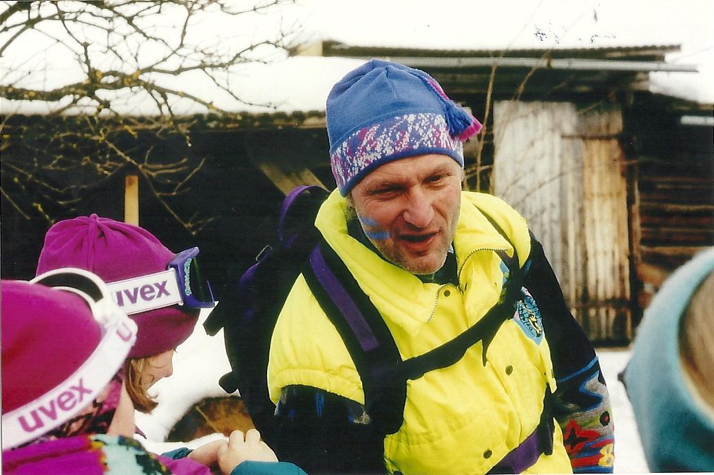 Schikurs Mautherndorf - 2002
