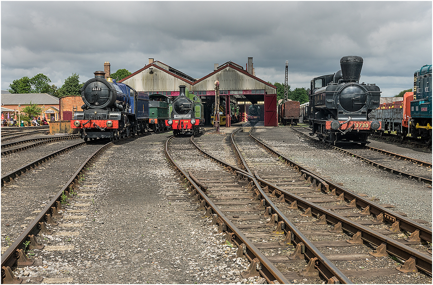 Highly Commended:  Didcot Steam Railway (Dave Ormerod)