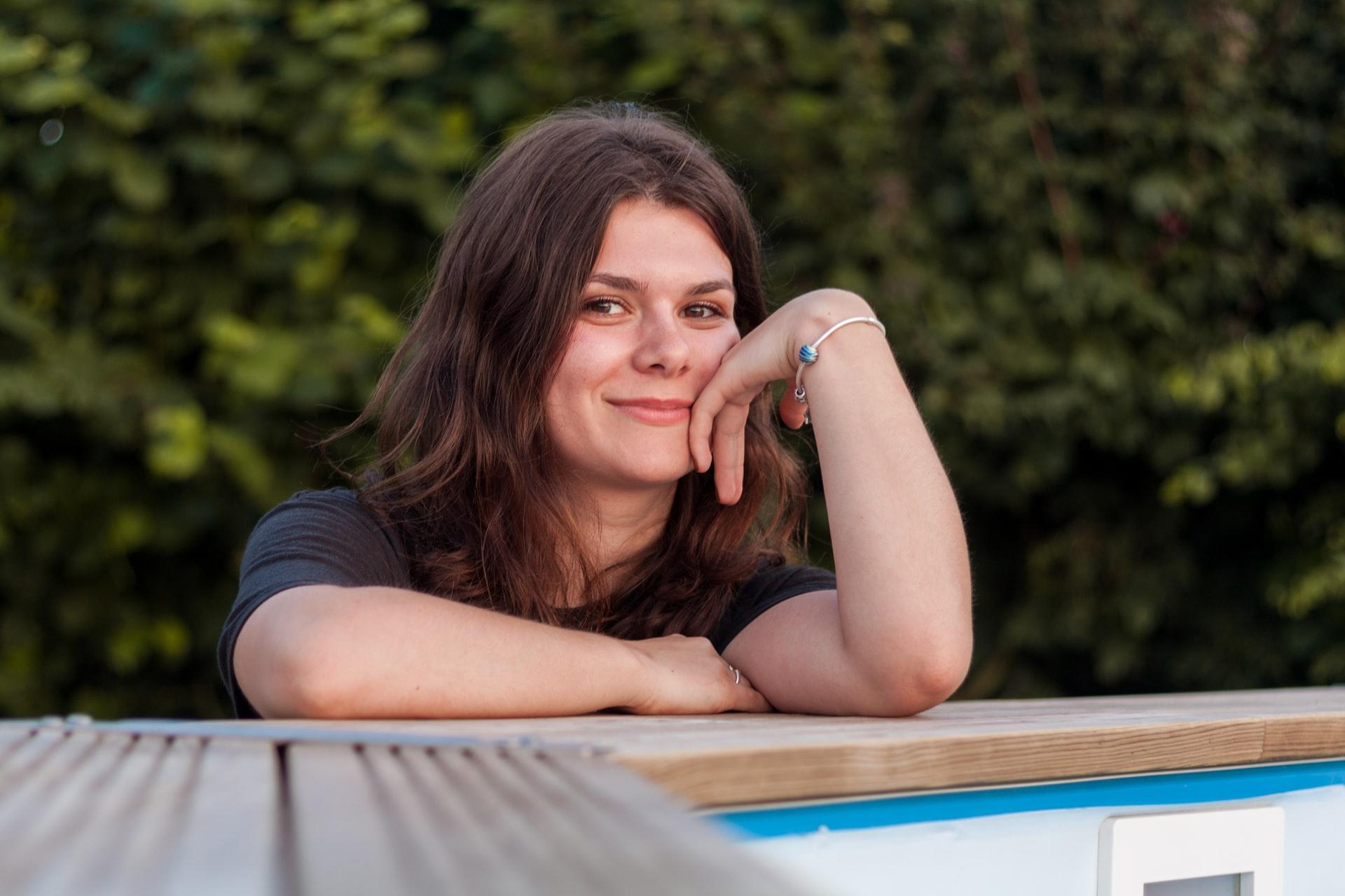 """Larissa Hamedinger, Wien: """"Die 3 Essensphasen von Seite 11 halten wirklich, was sie versprechen. Ich mach weiter - danke!"""""""
